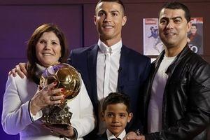 Câu chuyện World Cup Vết thương lớn nhất của CR7... là gia đình
