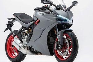 Ducati Supersport 2019 'khai tử' áo đỏ, khoác màu mới