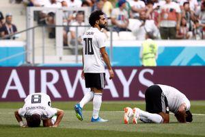 Cánh én Salah quá lẻ loi trong ngày Ai Cập lập kỷ lục