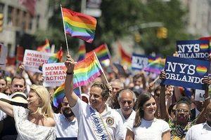 New York diễu hành kỷ niệm ngày dành cho người đồng giới