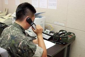 Hai miền Triều Tiên đàm phán khôi phục các đường dây liên lạc quân sự