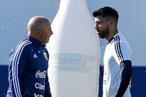 Dám ra mặt chống đối, Aguero sẽ bị HLV Sampaoli cho 'ra rìa' ở trận gặp Nigeria?