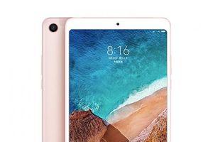 Xiaomi Mi Pad 4 chính thức: màn hình 8 inch, Snapdragon 660, giá từ 4 triệu đồng