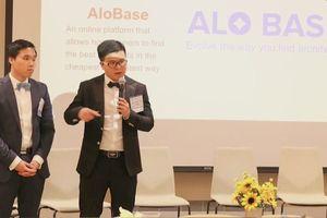 CEO Nguyễn Huy Hoàng: 'Để khởi nghiệp và sinh tồn thì không được nản chí'