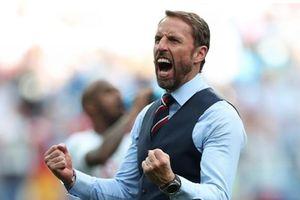HLV tuyển Anh không hài lòng dù thắng đậm Panama