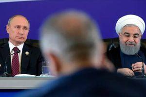 Nga 'mắc kẹt' giữa cao trào xung đột Iran và Israel tại Syria