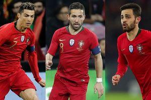 Đội hình dự kiến của Bồ Đào Nha trước Iran: Ronaldo tỏa sáng?