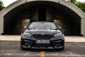 BMW cổ vũ đội Đức tại World Cup 2018 bằng phiên bản M2 Competition