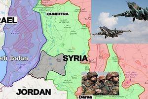 Syria giải phóng miền Nam: Mỹ buông tay, Israel bất lực?