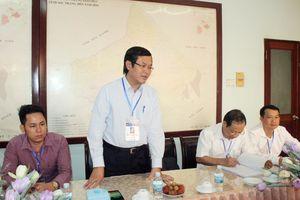Thứ trưởng Nguyễn Văn Phúc: Nêu cao tinh thần trách nhiệm, không chủ quan trong suốt kỳ thi
