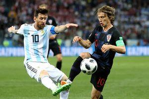 Argentina lách qua khe cửa hẹp?