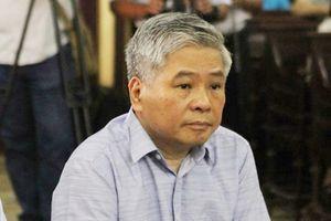 Bị cáo Đặng Thanh Bình phủ nhận sai phạm
