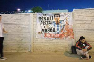 Nhật ký World Cup 2018: 'Tôi tới để xem Lionel Messi ghi bàn'