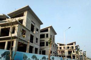 Ai tiếp tay cho Khai Sơn Hill hợp thức hóa 26 căn biệt thự không phép?