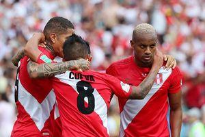 Peru giành chiến thắng lịch sử, CĐV khóc rưng rức