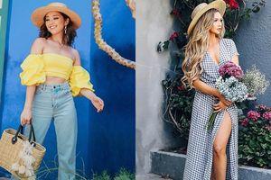 Instagram tuần qua: Mùa hè cứ diện trang phục điệu đà ''bánh bèo'' là đẹp nhất