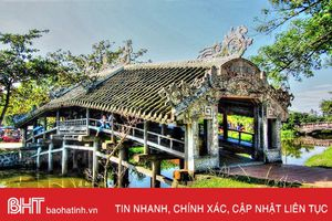 Chiêm ngưỡng 5 cây cầu ngói cổ đẹp nhất Việt Nam