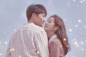 Ji Sung và Han Ji-min cực tình cảm trong poster phim mới