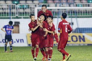 U19 Việt Nam sáng cửa lên ngôi giải Đông Nam Á 2018