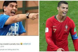 Fan Messi nói gì khi Ronaldo đá hỏng penalty?