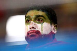Cầu thủ, CĐV Iran khóc nức nở sau trận hòa Bồ Đào Nha