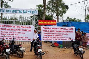 Chủ tịch Phú Quốc yêu cầu doanh nghiệp 'trả' đường xuống biển cho dân