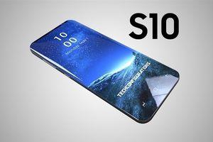 Galaxy S10 có thể trang bị 3 camera, Face ID giống iPhone X
