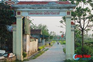 Hà Tĩnh: Đề nghị chấp thuận chủ trương xây dựng Khu di tích lịch sử Làng K130