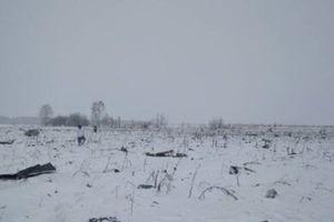 Nga công bố kết luận về nguyên nhân vụ tai nạn máy bay An-148