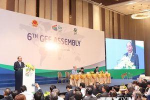 Khai mạc Kỳ họp lần thứ 6 Đại hội đồng Quỹ Môi trường toàn cầu