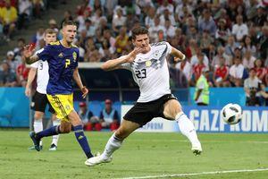 Dự đoán tỷ số, kết quả, nhận định Đức - Hàn Quốc World Cup 2018
