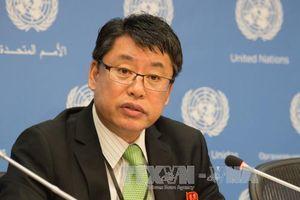 Triều Tiên kêu gọi Nhật Bản không nên can thiệp vấn đề phi hạt nhân hóa