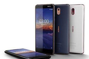 Nokia 3.1 chính thức lên kệ tại thị trường Mỹ ngày 2/7