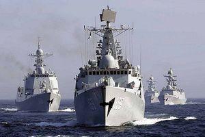 Hải quân Trung Quốc liên tiếp tập trận gần Đài Loan