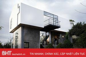 Ngôi nhà 100m2 ở 'thành phố tình yêu' của Việt Nam lên báo nước ngoài