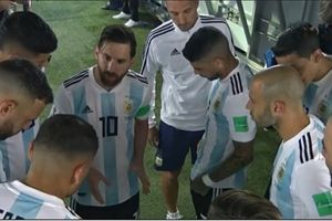 Messi đã 'chỉ đạo' đồng đội như thế nào?