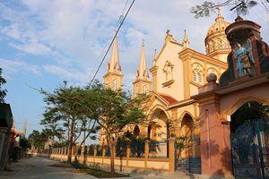 Những bài học quý của Giáo xứ Nghĩa Yên trong xây dựng nông thôn mới