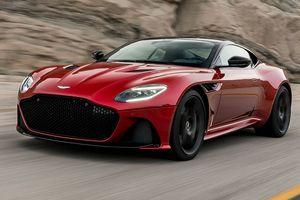 Siêu xe Aston Martin mới có tên mang nghĩa 'siêu nhẹ' tăng tốc khiếp cỡ nào?