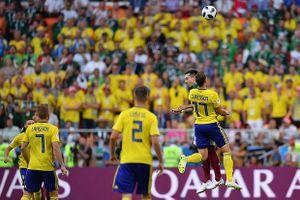 Mexico thua thảm Thụy Điển vẫn đi tiếp nhờ Hàn Quốc