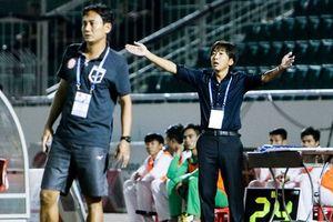 HLV Miura 'sống đi chết lại' với trận hòa 3-3 trước CLB Cần Thơ