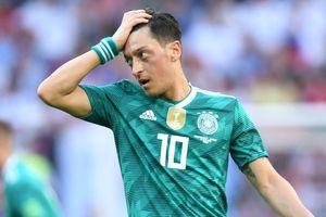 Truyền thông gọi thất bại của tuyển Đức là nỗi ô nhục