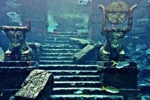 Bí ẩn về những nền văn minh dưới nước