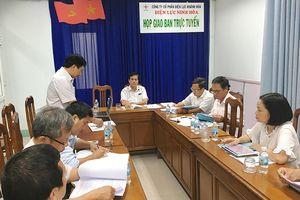 Điện lực Khánh Hòa: Chú trọng giám sát phòng chống thiên tai cứu nạn