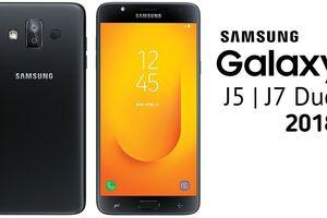 Galaxy J7 Duo mở bán online với tốc độ 1 giây 2 máy
