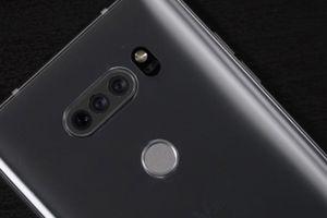 LG V40 tự hào mang đến 5 camera, hỗ trợ mở khóa khuôn mặt