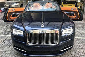 Rolls-Royce Dawn hơn 30 tỷ độc nhất Việt Nam đã có chủ