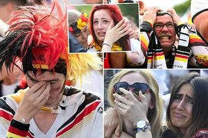 Đội tuyển Đức: Nỗi đau hiện tại, tiếng vọng quá khứ