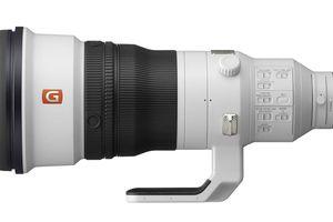 Sony công bố ống kính tele khẩu lớn đầu tiên FE 400mm f2.8 G-Master giá 12.000 USD