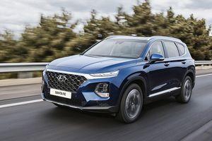 Hyundai SantaFe thế hệ mới có giá từ 25.500 USD
