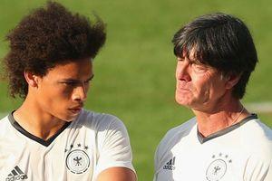 Đức bị loại, Joachim Low giờ mới tiết lộ lí do không gọi Leroy Sane